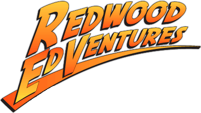 Redwood EdVentures Quests Logo